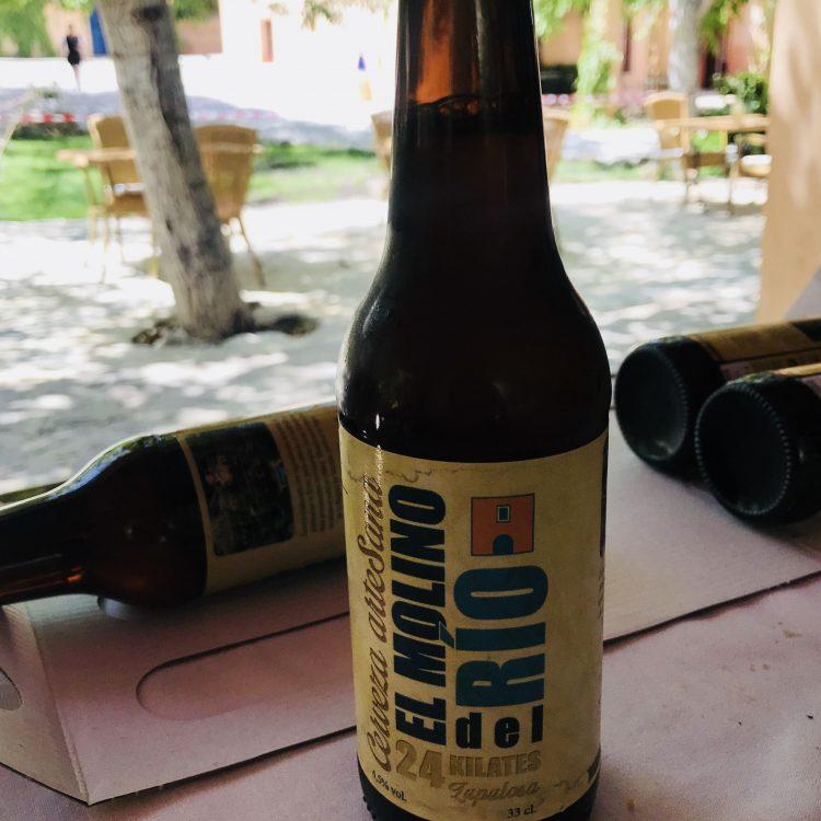 Molino Del Río en Caravaca