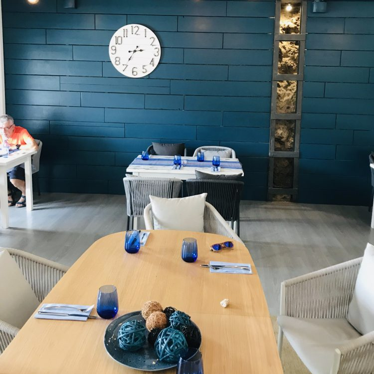 Restaurante Azul Portmán
