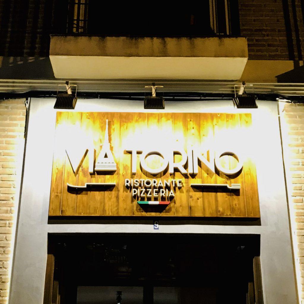 Vía Torino Murcia
