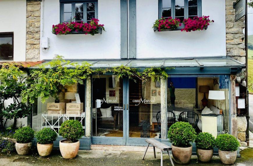 Restaurante Casa Marcial, 2 estrellas de felicidad en Asturias