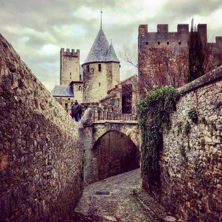 que ver en Carcassonne en un día