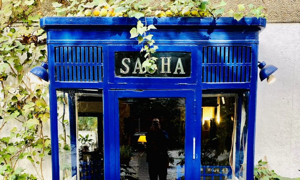 Restaurante Sacha en Madrid