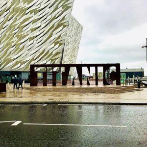 Museo Titanic Belfast, mucho más que un museo