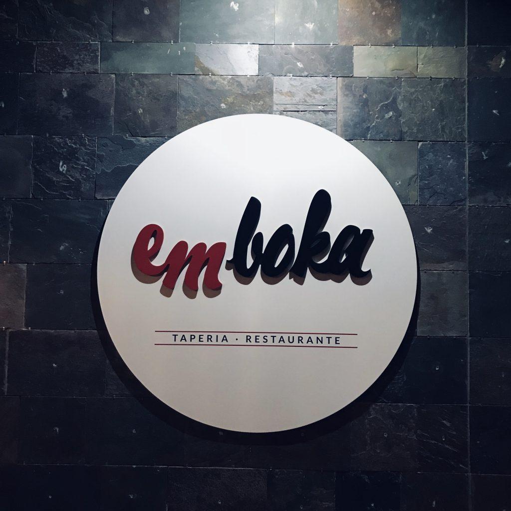 Restaurante Emboka Murcia