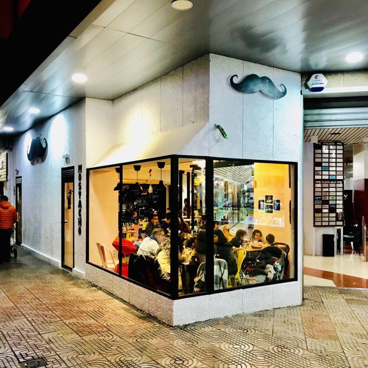 Mostacho Murcia y su Guarra, nuevas hamburguesas en la ciudad
