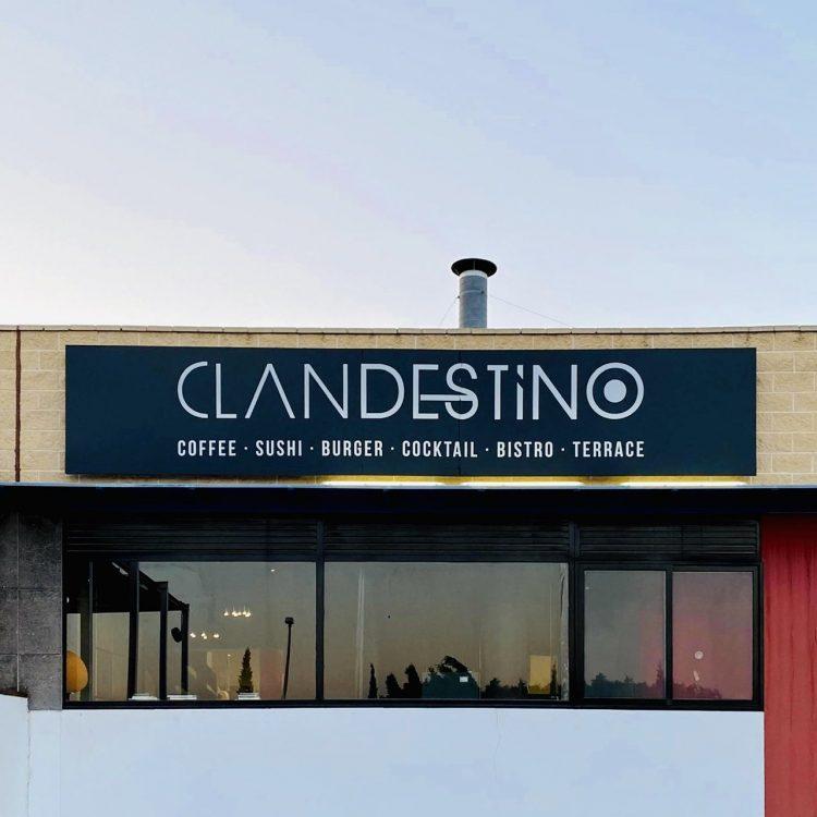 Restaurante Clandestino Murcia, agradable cena en su terraza