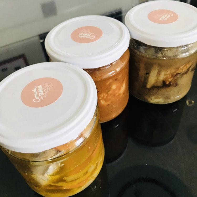 envases Comida de Familia Murcia