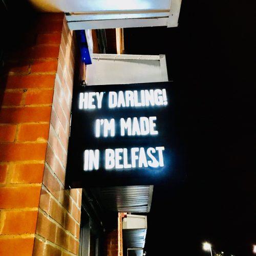 Donde comer en Belfast