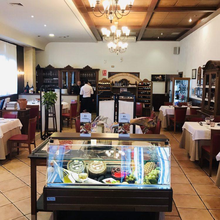 Restaurante Los Chispos en Yecla