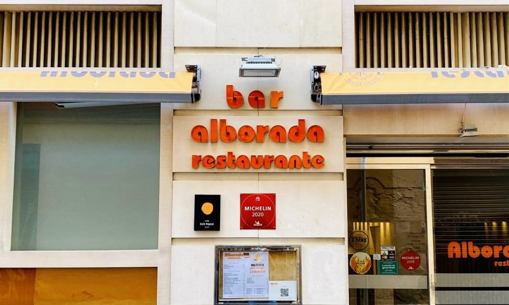 Restaurante Alborada Murcia a domicilio