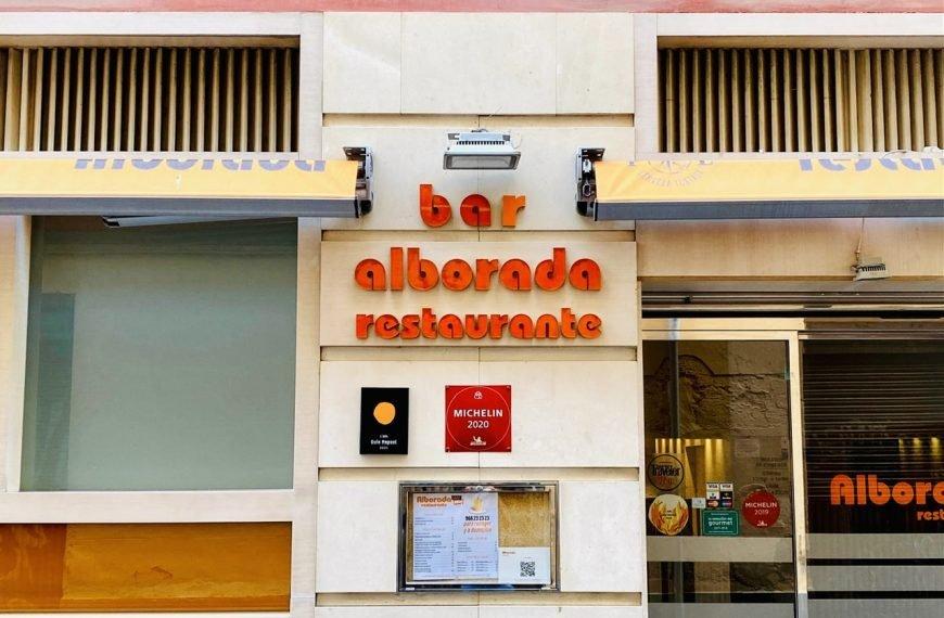 Restaurante Alborada Murcia a domicilio, un super clásico en casa