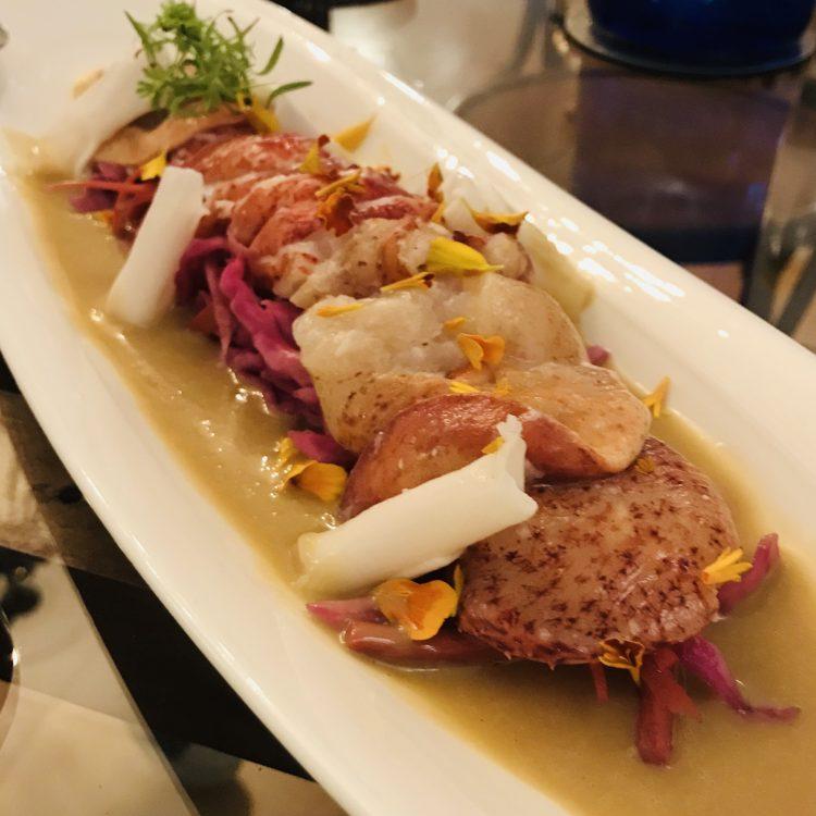 Restaurante Nous en Santiago de la Ribera