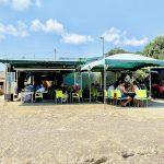 Casa Mercedes en Puntas de Calnegre y su asado de pulpo