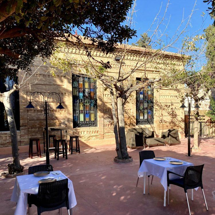Restaurante Palacete del Almudí