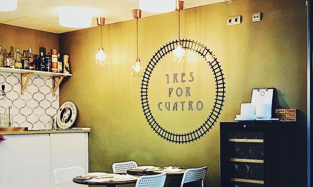 Restaurante Tres por Cuatro
