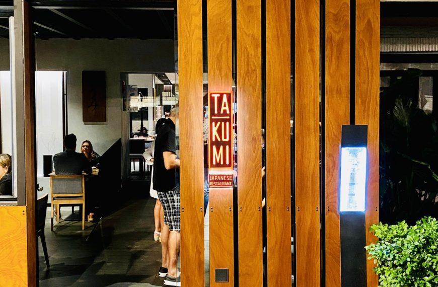 Restaurante Takumi Marbella, un japonés de mucho nivel