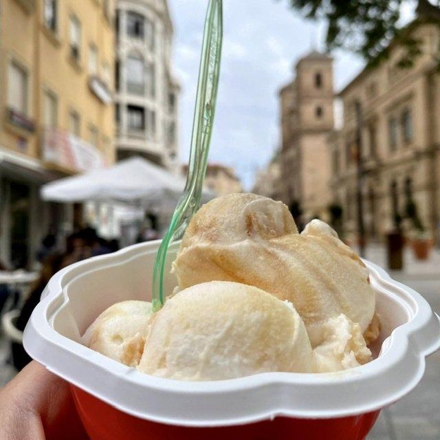 mejores heladerías de Murcia