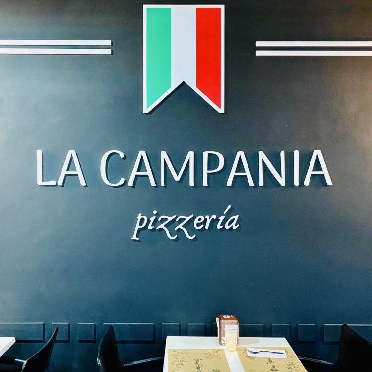 La Campania Pizzería en Murcia y nos llevamos las pizzas a casa