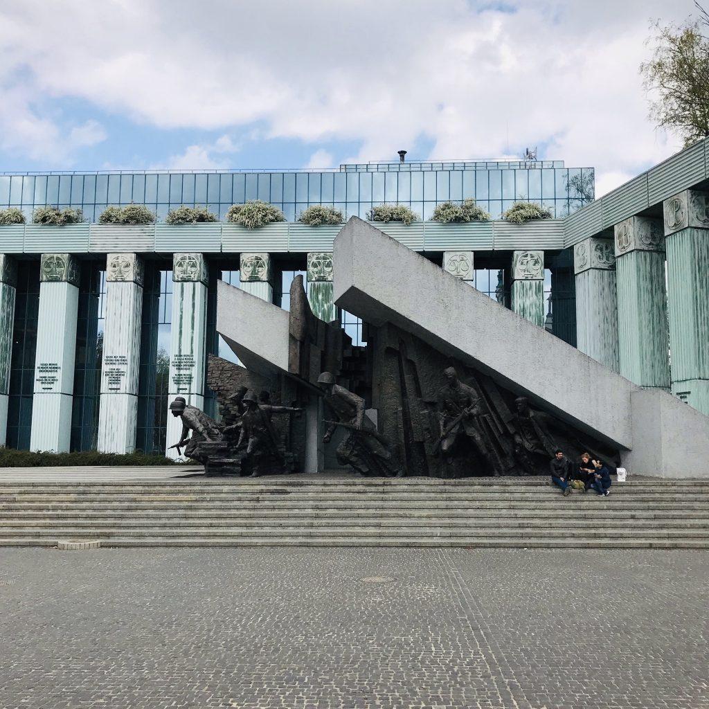Visitas imprescindibles en Varsovia en 2 días