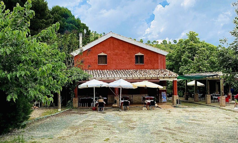 Restaurante La Perdiz en Sierra Espuña Murcia