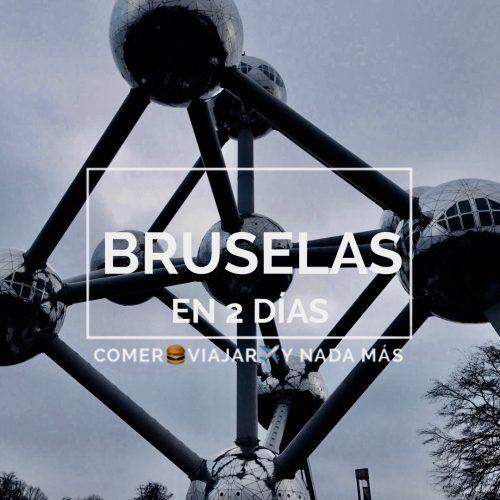 que hacer y que ver en Bruselas en 2 días