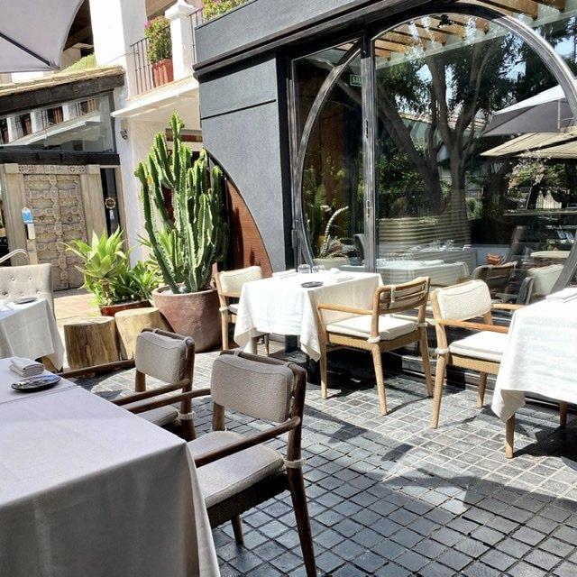 Restaurante Leña Marbella