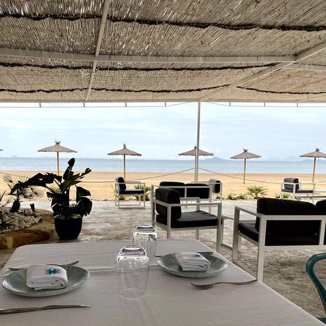 Restaurante Kinita beach club