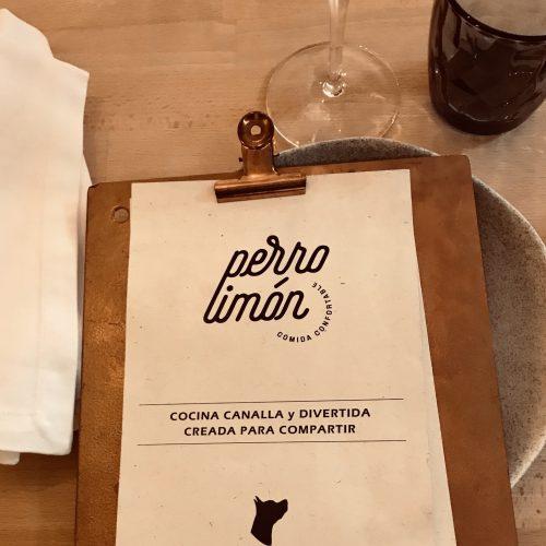 Restaurante Perro Limón en Murcia
