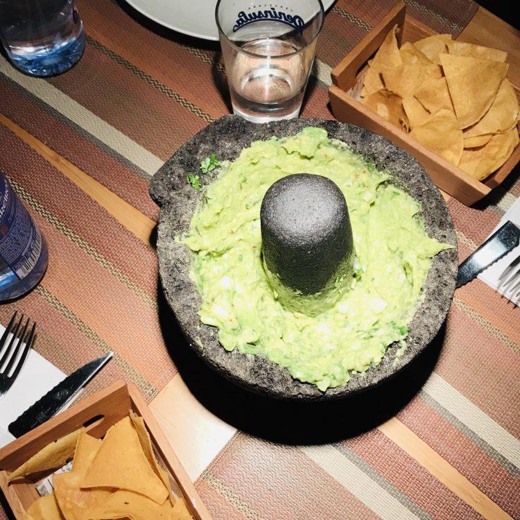 Guacamole La Bistroteca