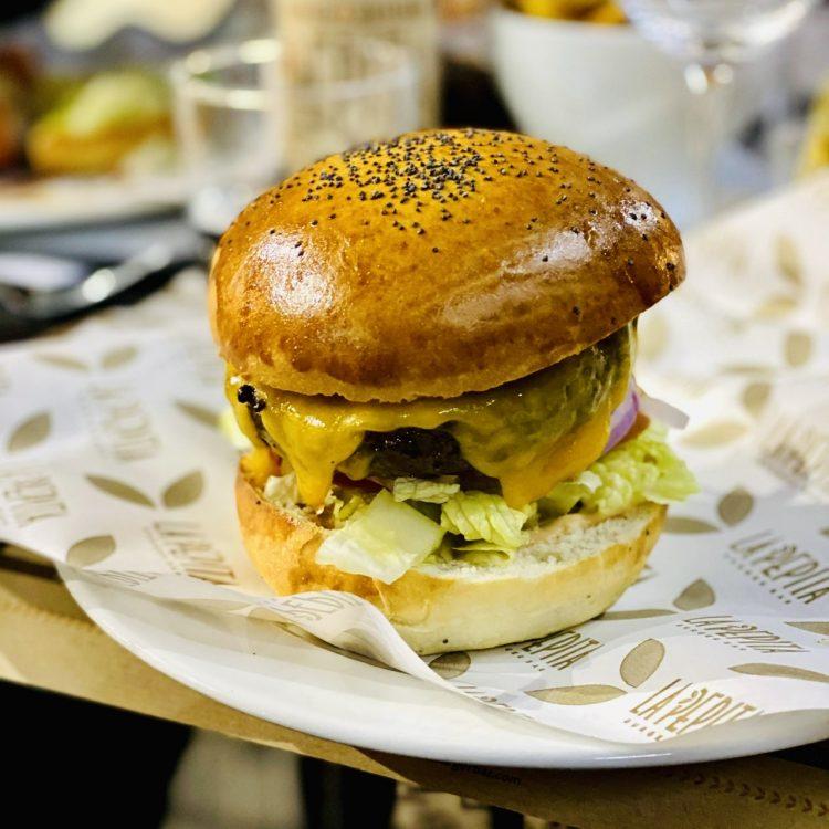 La Pepita Burger Murcia