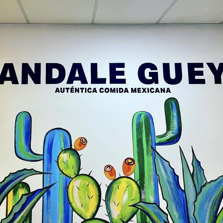Restaurante Andale Guey en Murcia