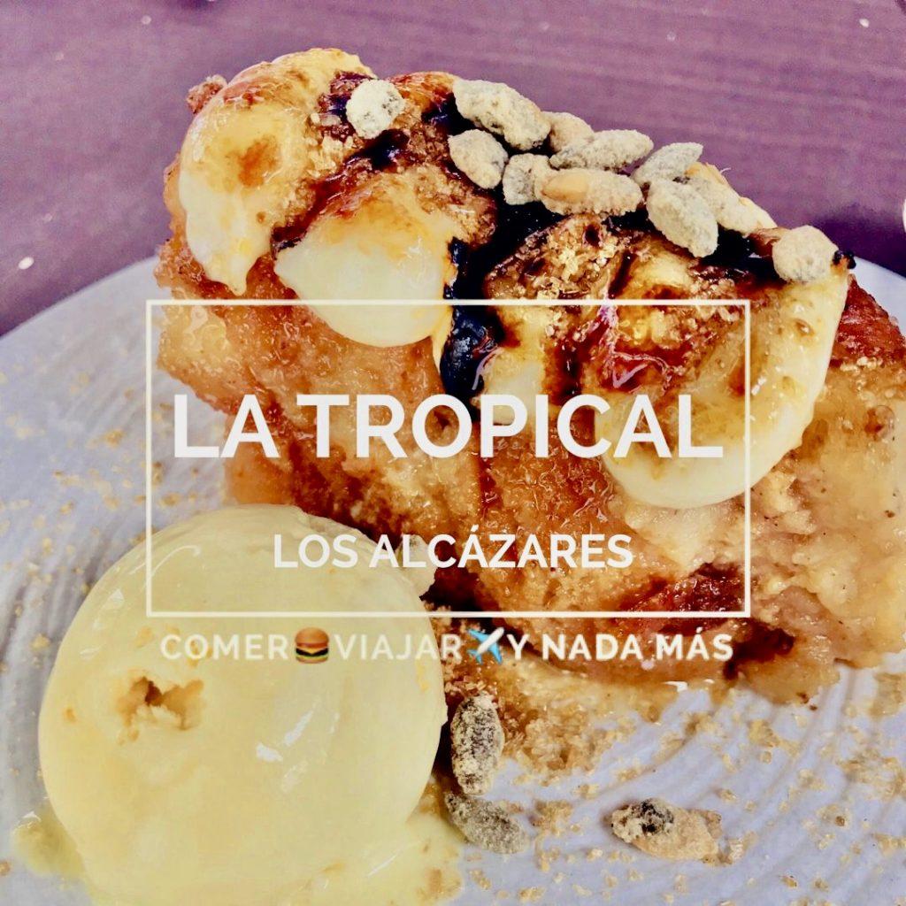 La Tropical Los Alcázares