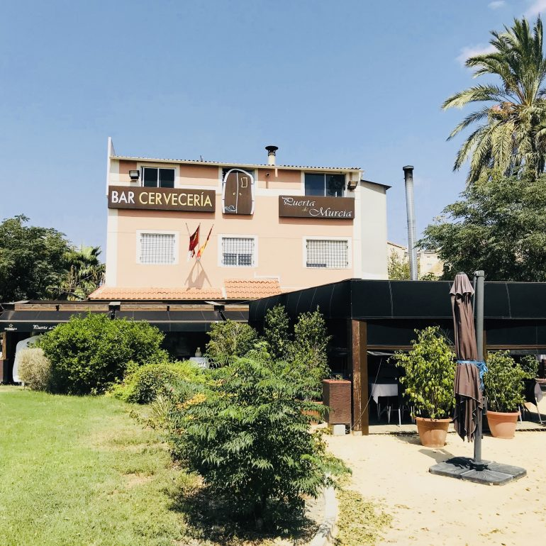 Puerta de Murcia, cocina tradicional de la huerta a la ciudad