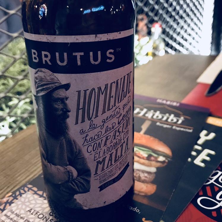 cerveza Brutus Goiko Grill Murcia