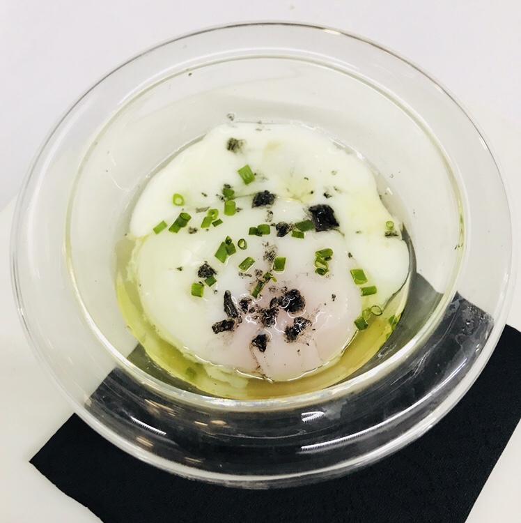 Huevos restaurante Nexo Murcia
