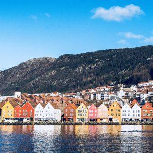 itinerario en Noruega