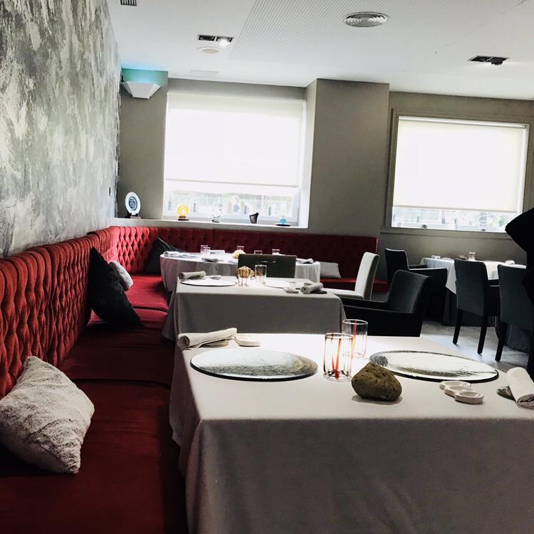 Sala restaurante Magoga
