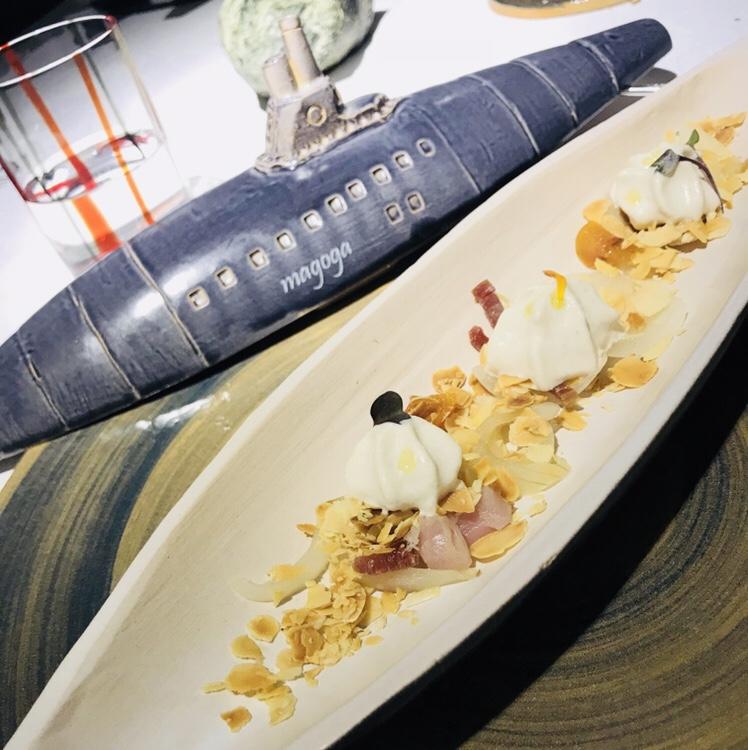 cebolla restaurante Magoga