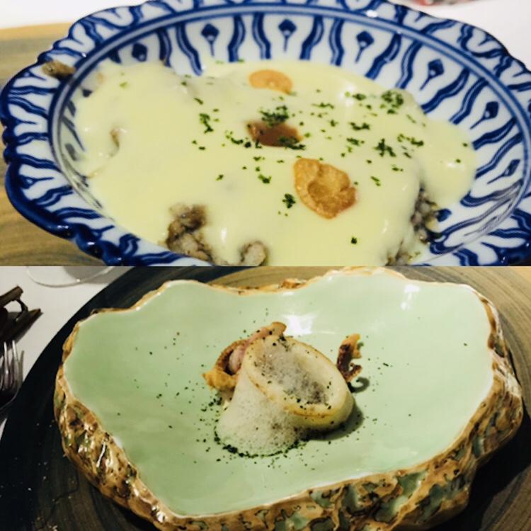 chanquete calamar restaurante Magoga