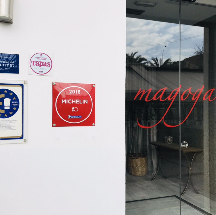 restaurante Magoga