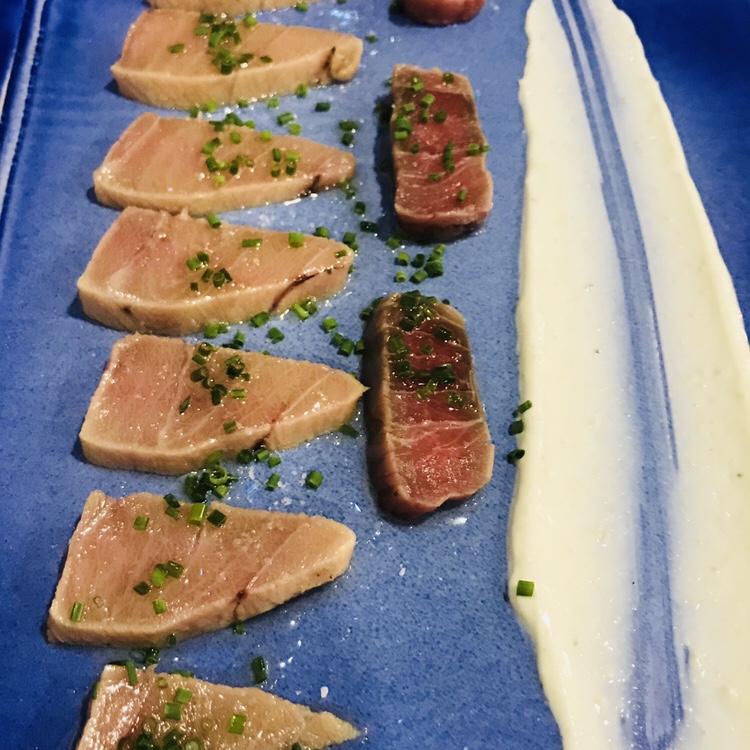 Tataki atún Keki