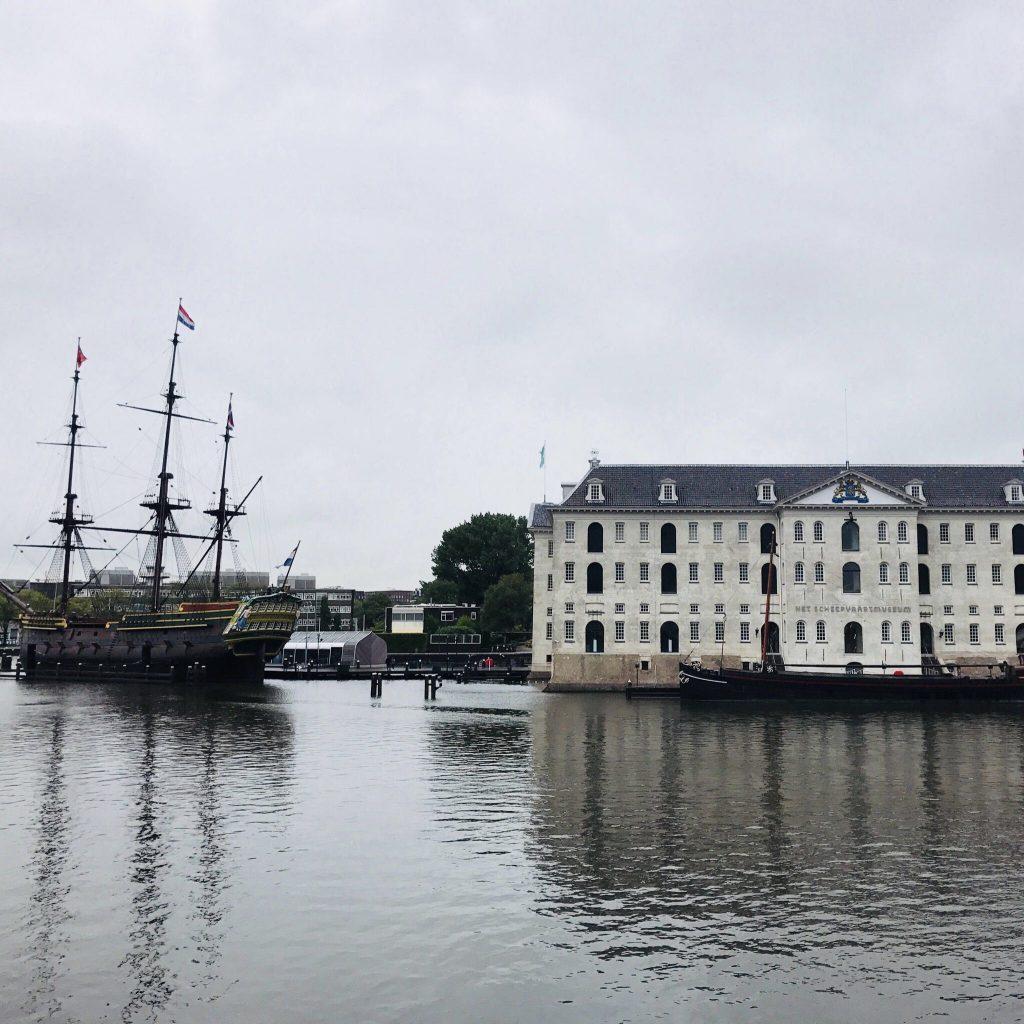 Museo Marítimo Amsterdam que visitar en Holanda