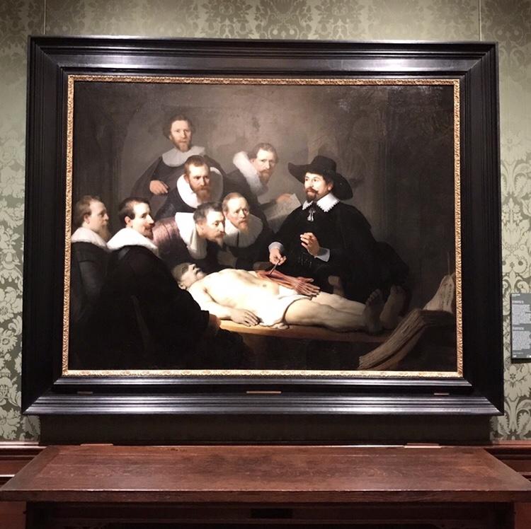 Mauritshuis que visitar en Holanda