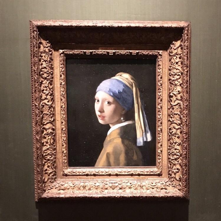 la joven de la perla que visitar en Holanda