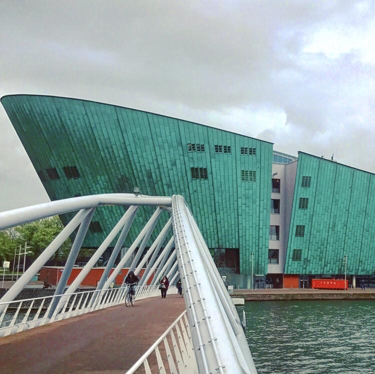 museo Nemo que visitar en Holanda