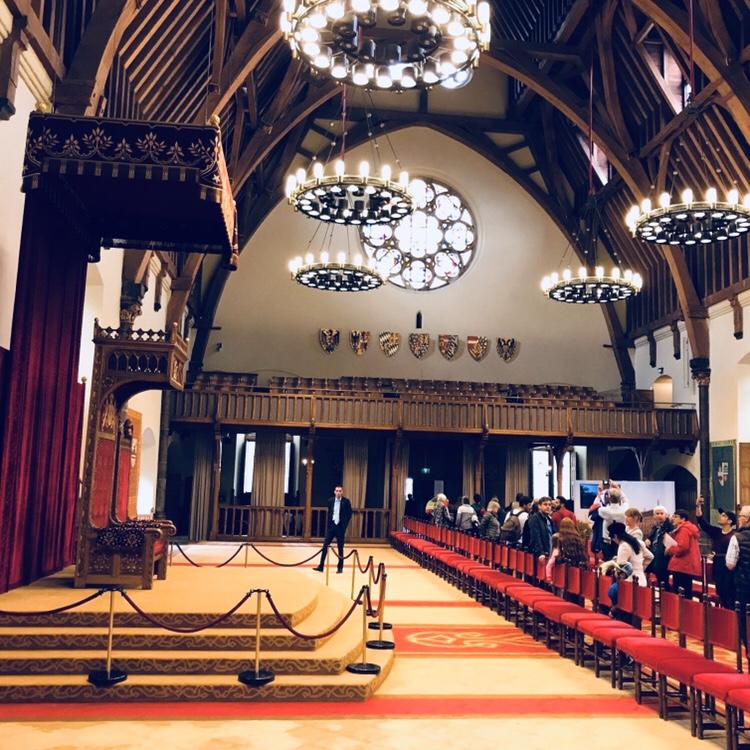 Sala de los Caballeros que visitar en Holanda
