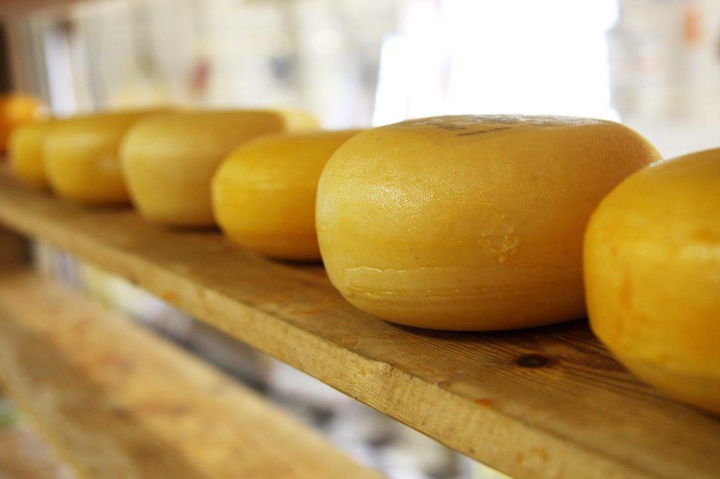 Holanda queso planificar una semana en Holanda