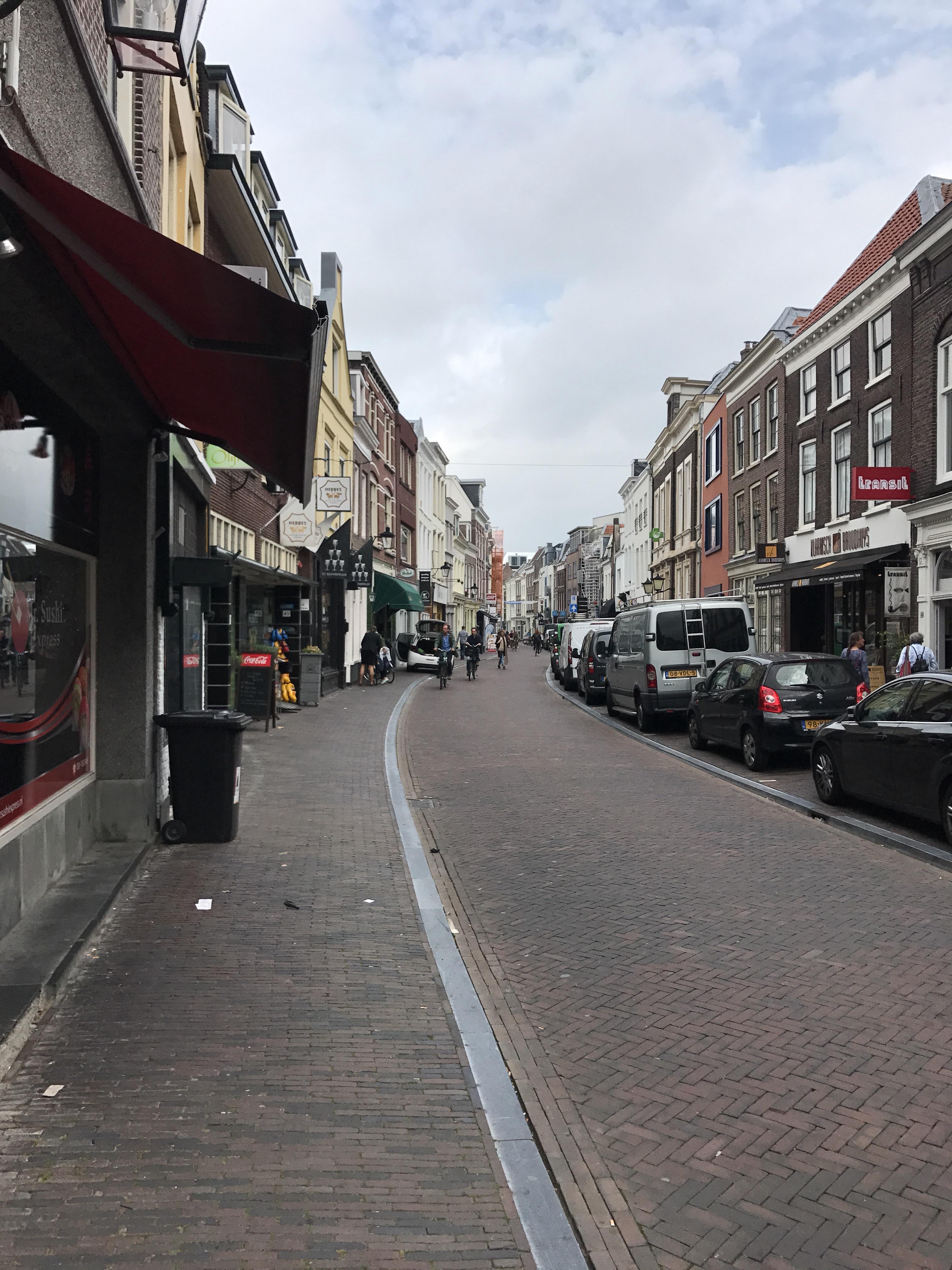 Twijnstraat Utrecht Holanda