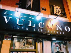 La Fragua de Vulcano: al calor del horno de brasas en Murcia