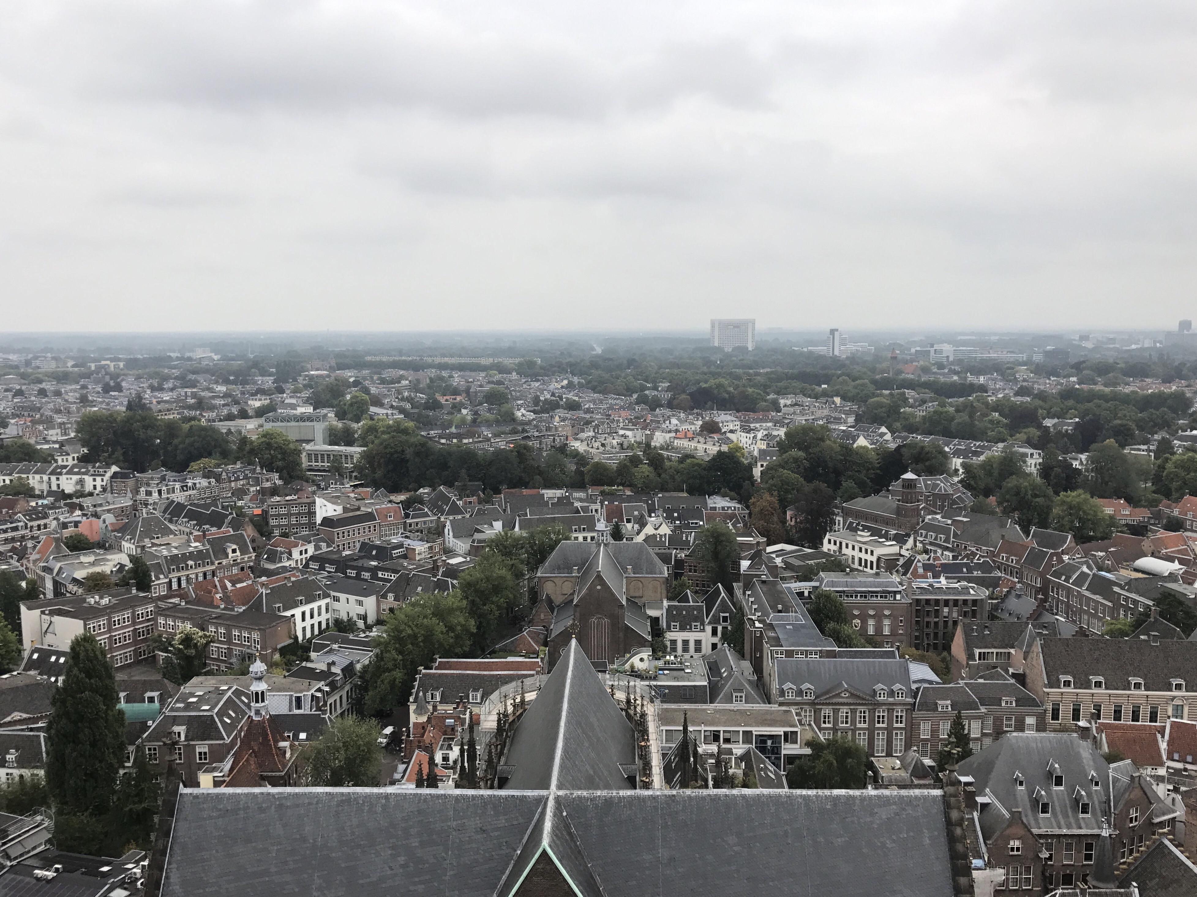 Vistas Utrech Torre Dom